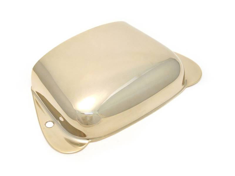 FENDER Bridge Cover VPB-Gold | Basgitarový hardvér - 1
