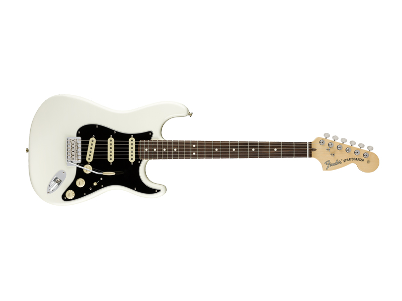 FENDER American Performer Stratocaster, Rosewood Fingerboard, Arctic | Gitary typu Strat - 1