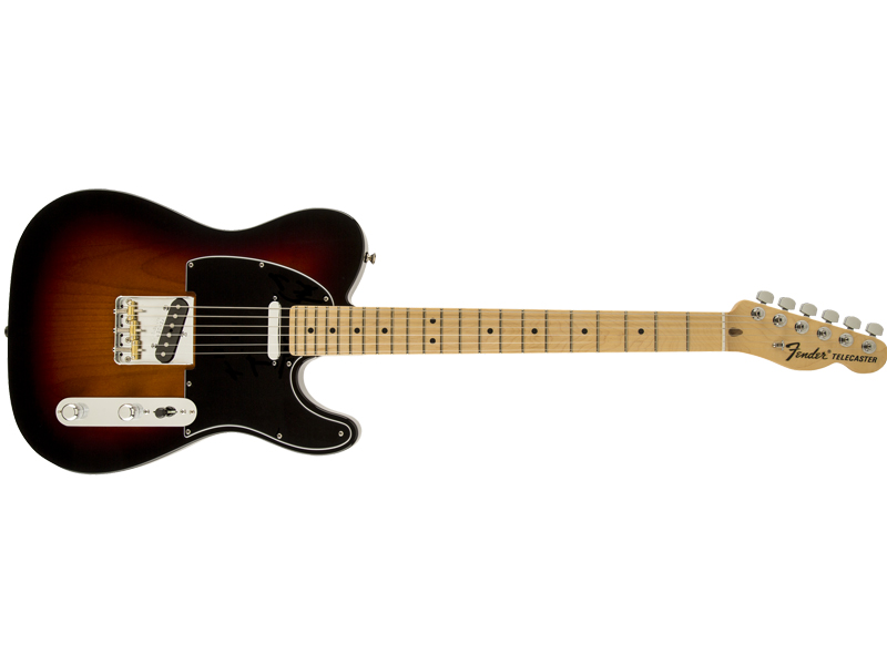 FENDER AMERICAN SPECIAL TELECASTER MN 3TS | Gitary typu Tele - 1