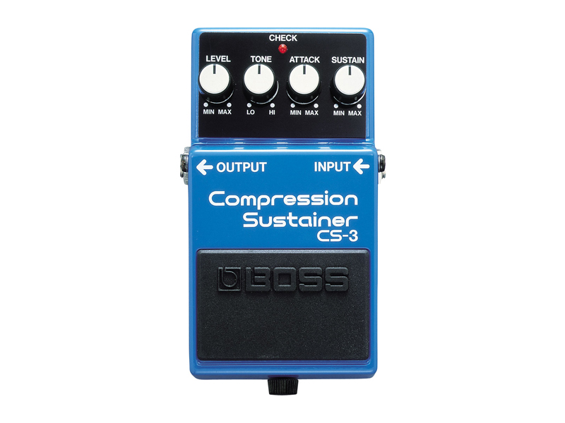 BOSS CS 3 | Compressor, Sustainer - 1