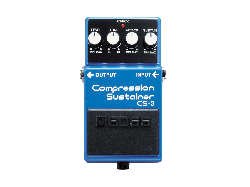 BOSS CS 3 | Compressor, Sustainer - 2