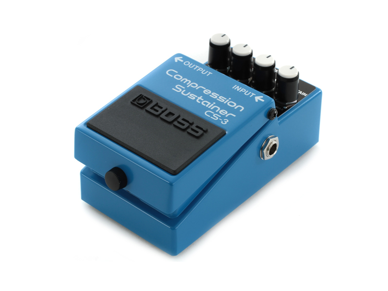 BOSS CS 3 | Compressor, Sustainer - 3