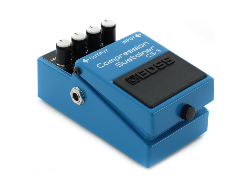 BOSS CS 3 | Compressor, Sustainer - 4