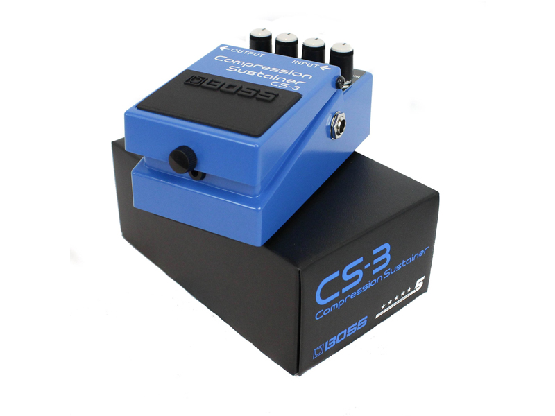 BOSS CS 3 | Compressor, Sustainer - 5