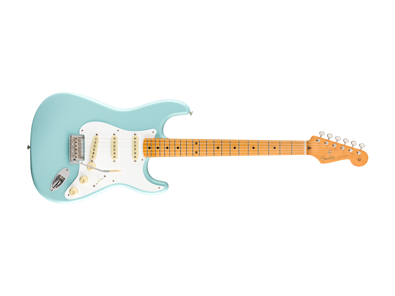 FENDER Vintera '50s Stratocaster Modified, Maple Fingerboard, Daphne Blue | Gitary typu Strat - 1