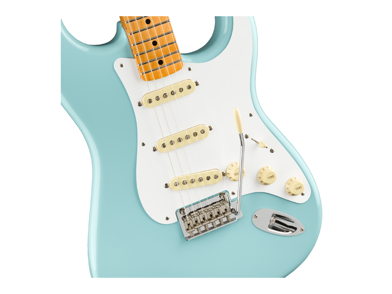 FENDER Vintera '50s Stratocaster Modified, Maple Fingerboard, Daphne Blue | Gitary typu Strat - 3
