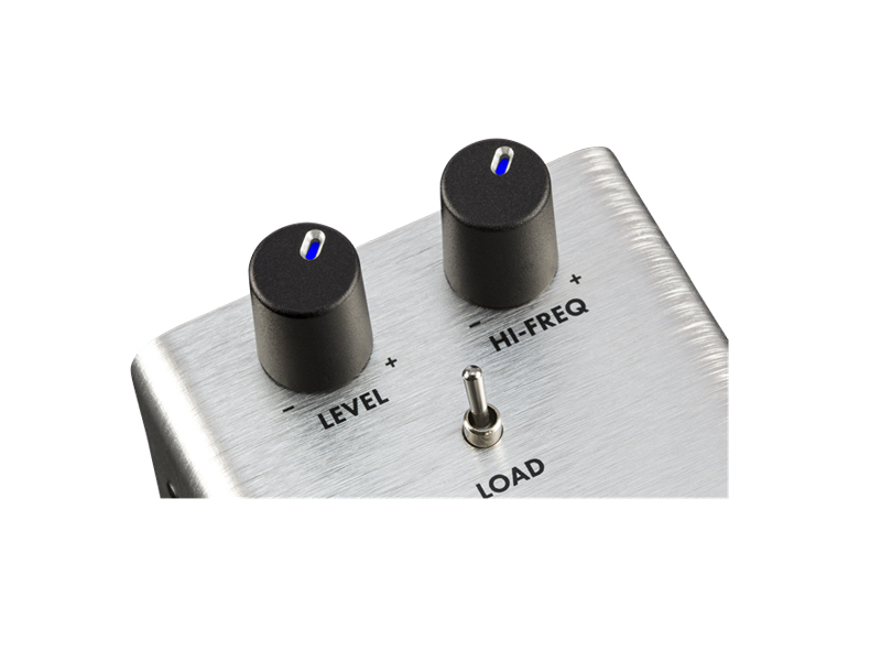 FENDER Level Set Buffer Pedal | Overdrive, Distortion, Fuzz, Boost - 5