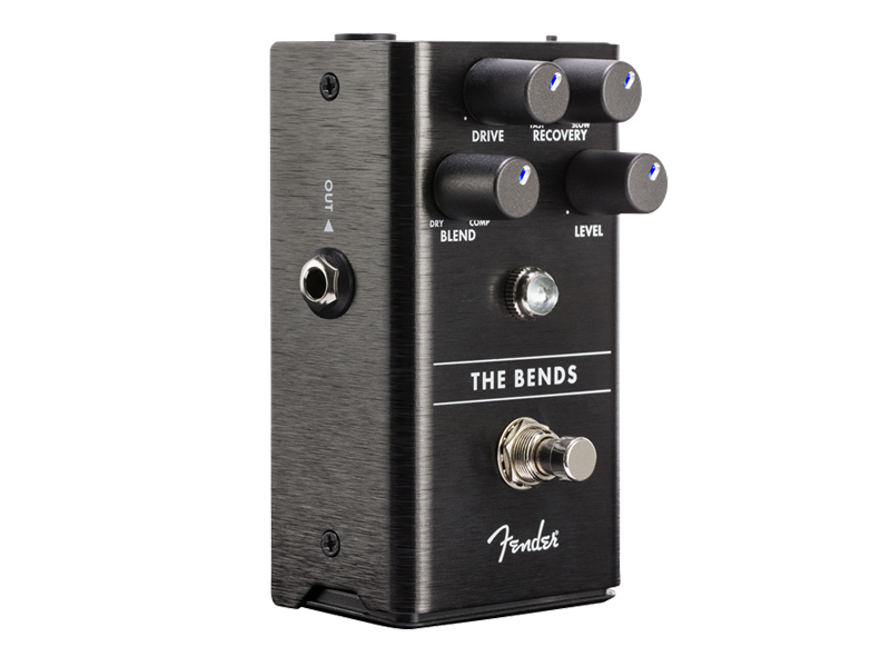 FENDER The Bends Compressor Pedal | Compressor, Sustainer - 2
