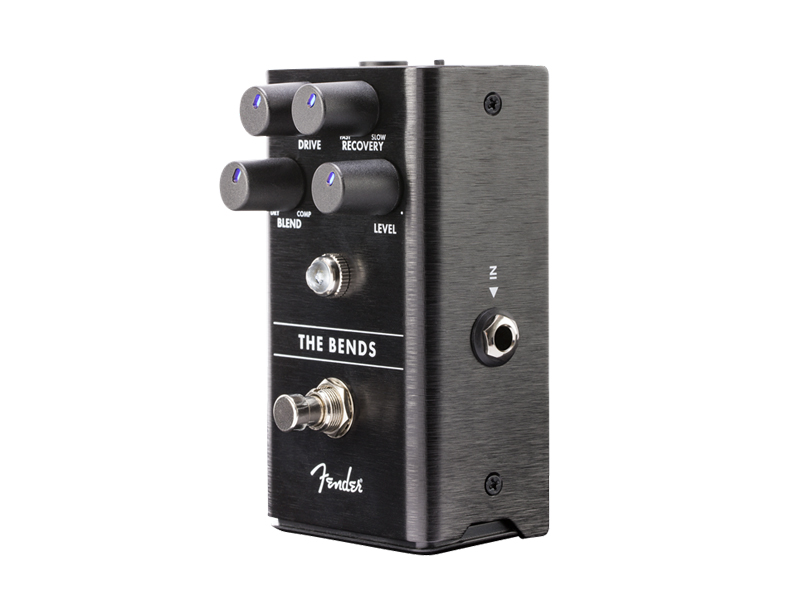FENDER The Bends Compressor Pedal | Compressor, Sustainer - 3
