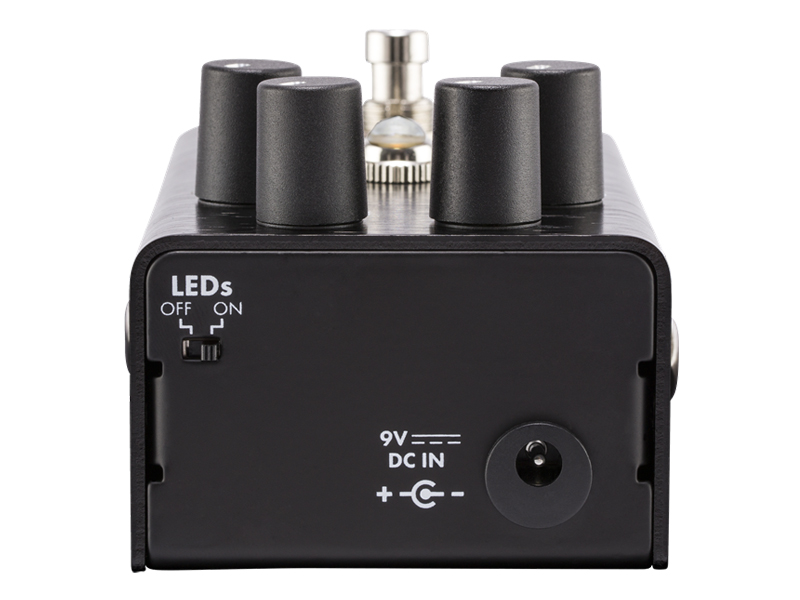 FENDER The Bends Compressor Pedal | Compressor, Sustainer - 4