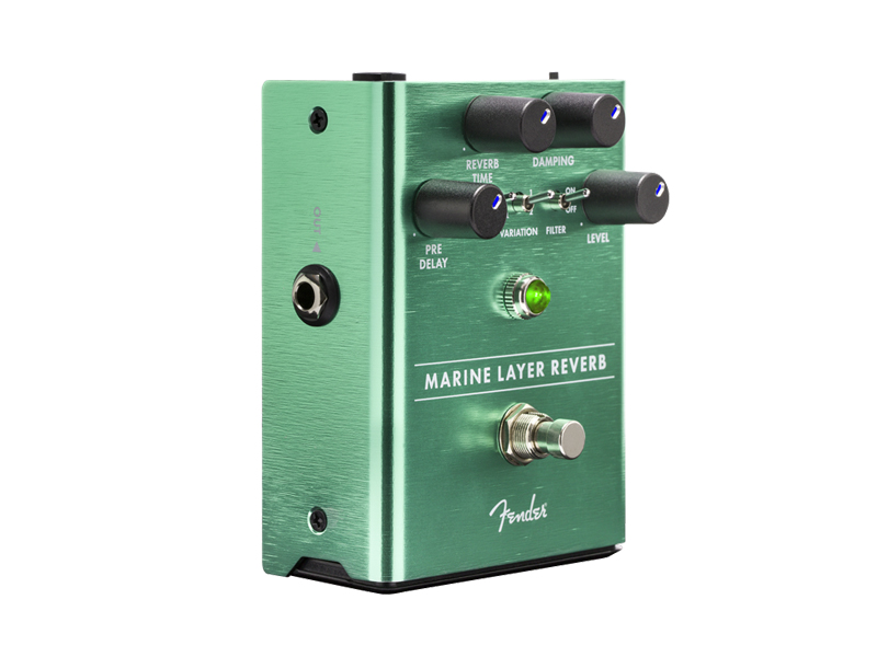 FENDER Marine Layer Reverb Pedal | Reverb, Hall - 3