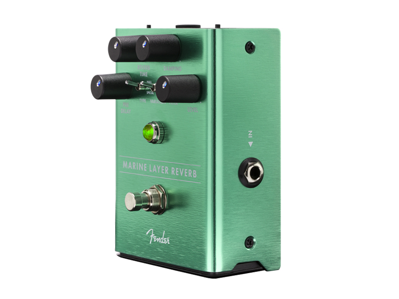 FENDER Marine Layer Reverb Pedal | Reverb, Hall - 4