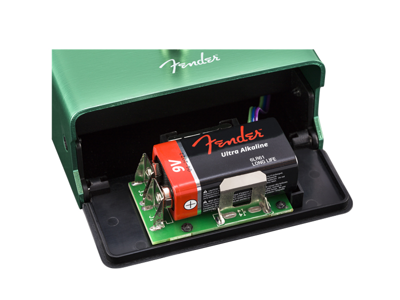 FENDER Marine Layer Reverb Pedal | Reverb, Hall - 7