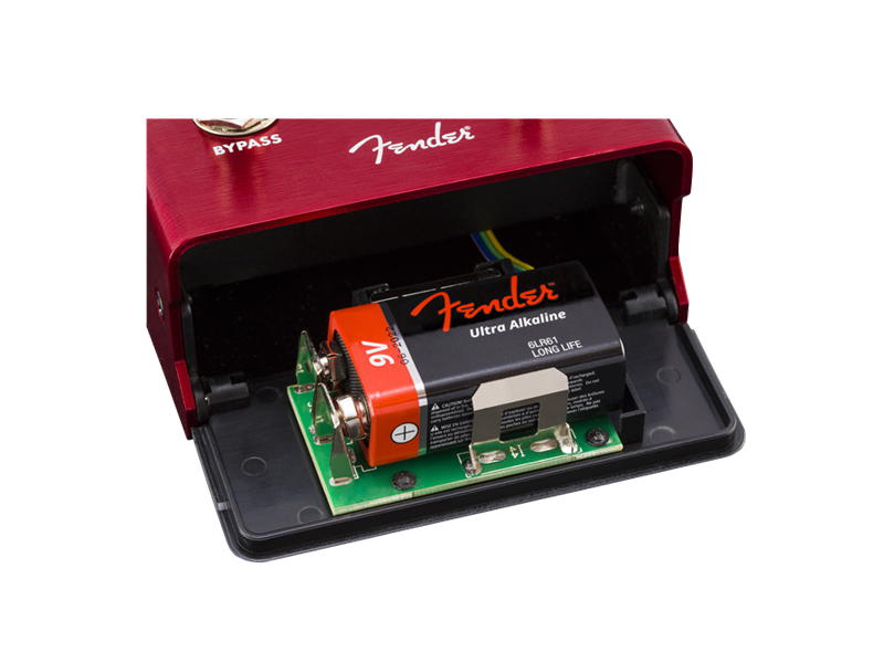 FENDER Santa Ana Overdrive Pedal | Overdrive, Distortion, Fuzz, Boost - 6