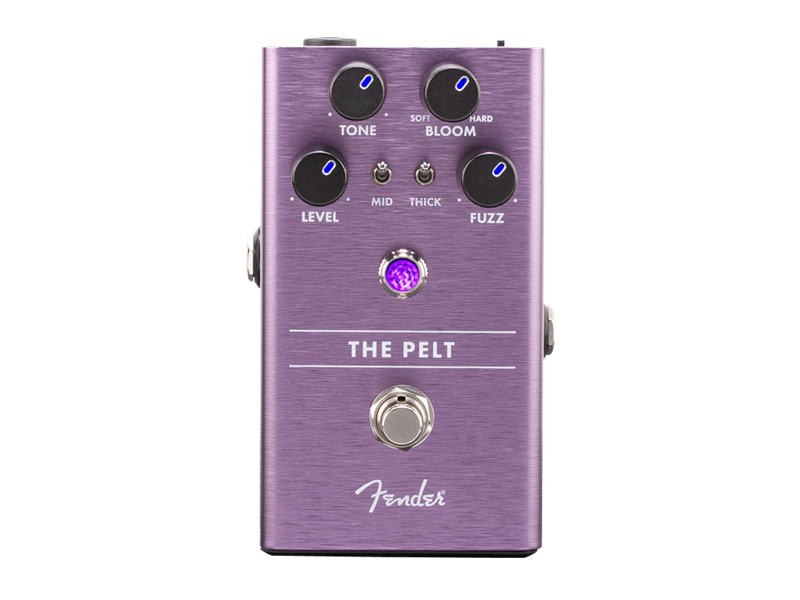 Fender The Pelt Fuzz | Overdrive, Distortion, Fuzz, Boost - 1