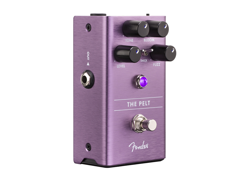 Fender The Pelt Fuzz | Overdrive, Distortion, Fuzz, Boost - 3