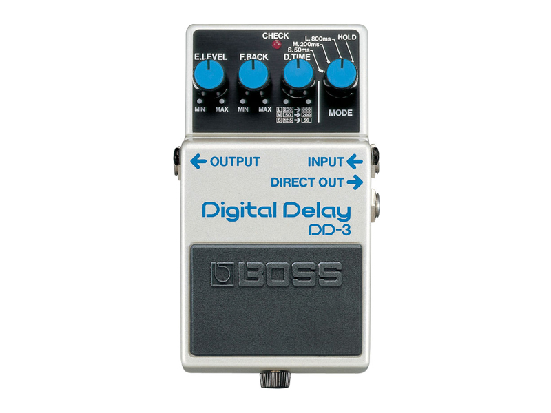 BOSS DD-3 | Delay, Echo - 1