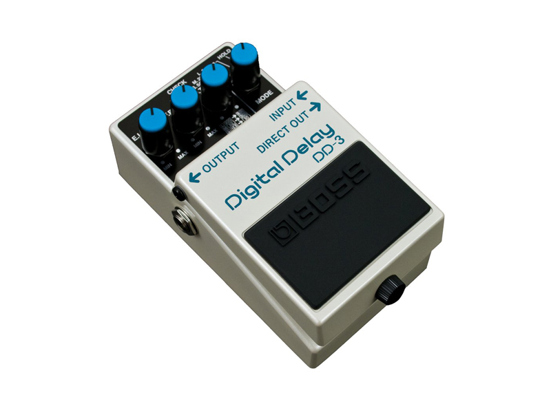 BOSS DD-3 | Delay, Echo - 2