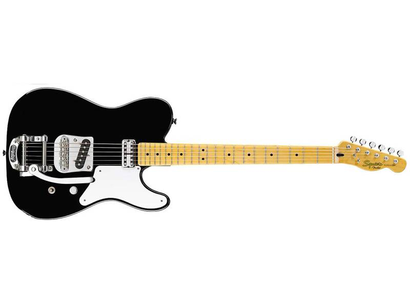 FENDER Squier Vintage Modified Carbonita Tele with Bigsby | Gitary typu Tele - 1
