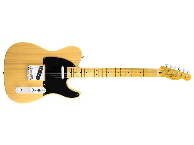 Squier Classic Vibe Telecaster® 50s Butterscotch Blonde | Gitary typu Tele - 1