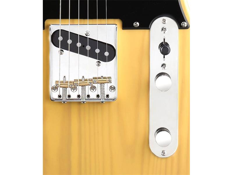 Squier Classic Vibe Telecaster® 50s Butterscotch Blonde | Gitary typu Tele - 4