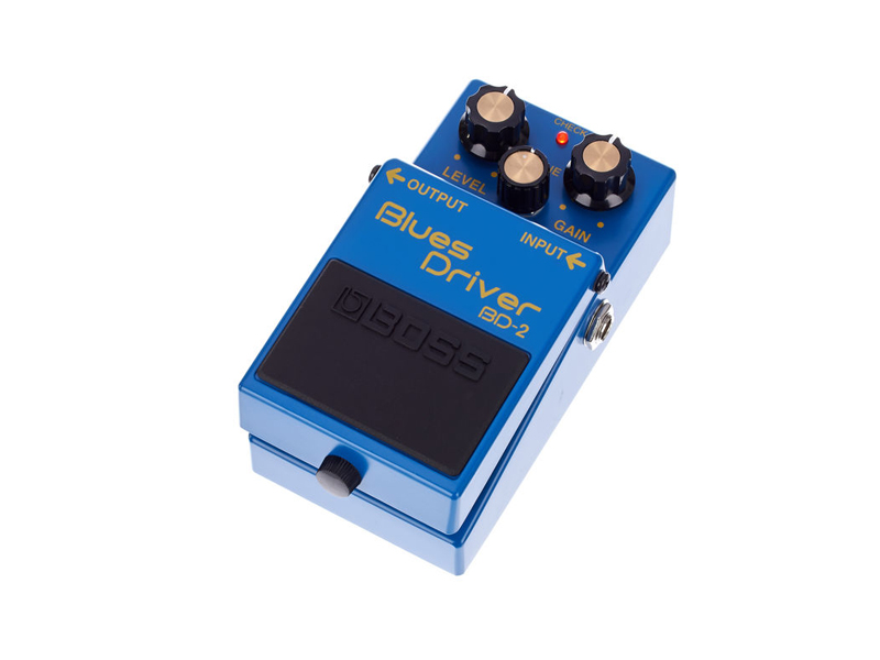 BOSS BD-2 BLUES DRIVER | Overdrive, Distortion, Fuzz, Boost - 3