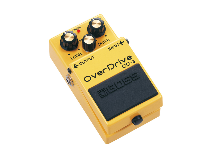 BOSS OD 3 overdrive | Overdrive, Distortion, Fuzz, Boost - 2