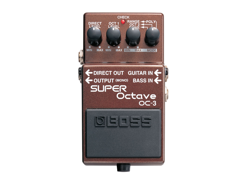 BOSS OC-3 | Octaver, Harmonizer, Pitch Shift - 1