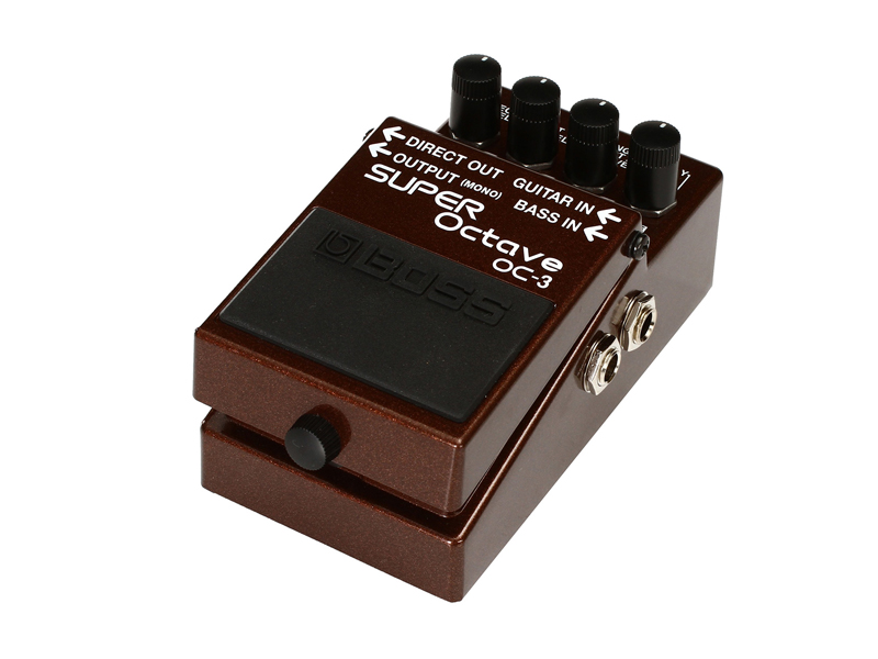 BOSS OC-3 | Octaver, Harmonizer, Pitch Shift - 3