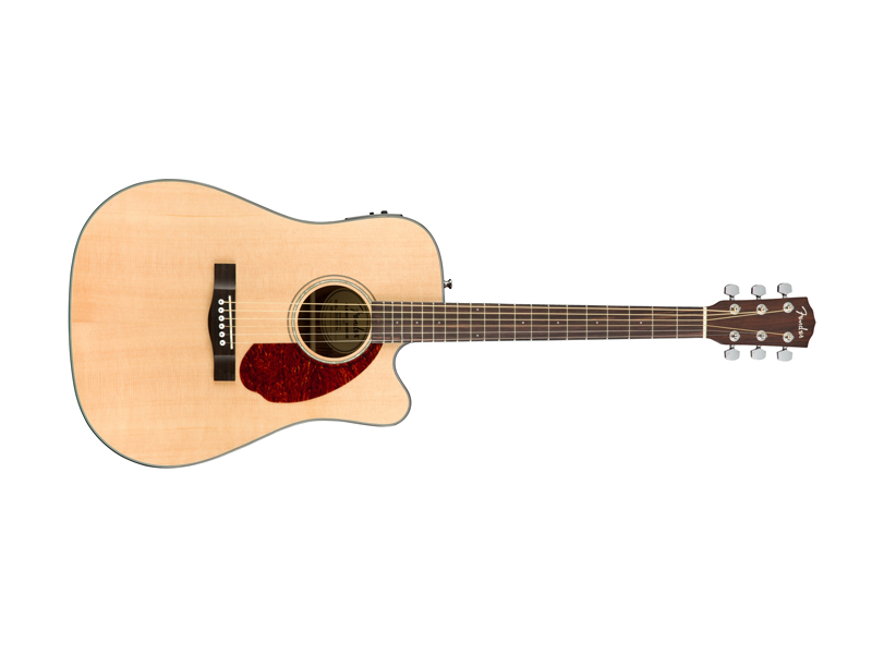 FENDER CD-140SCE NAT WC | Dreadnought - 1