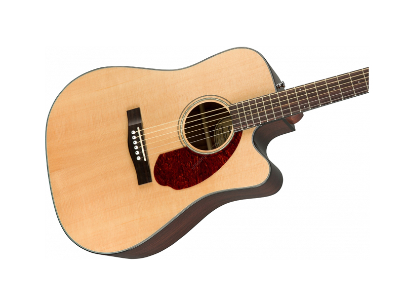FENDER CD-140SCE NAT WC | Dreadnought - 5