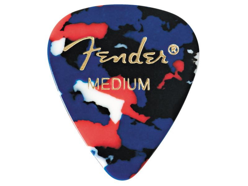 FENDER trsátko confetti gross 1 medium | Trsátka - 1