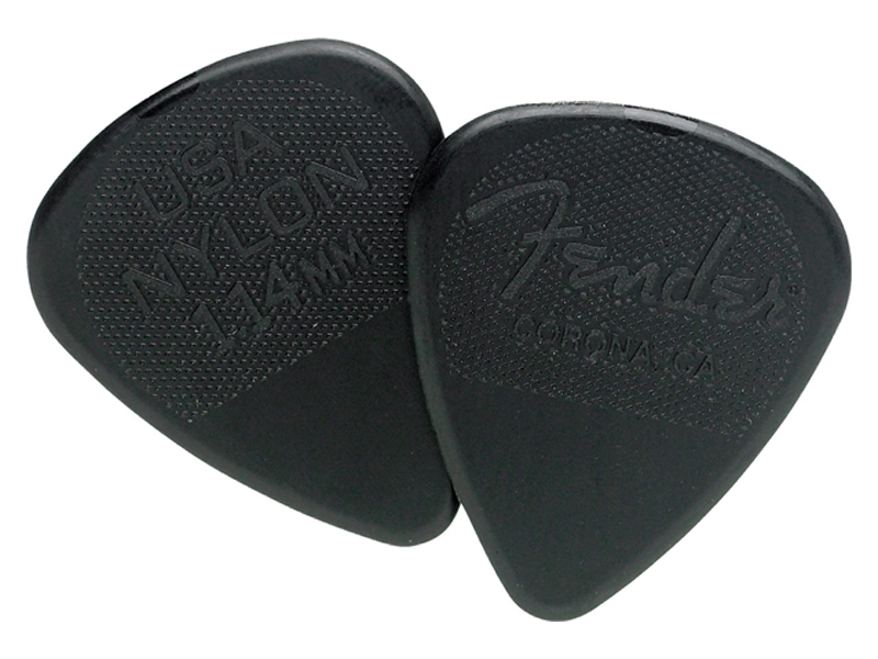 Fender trsátko Fender Nylon Pick 12 ks 1/2 Gross 1.14 | Trsátka - 1
