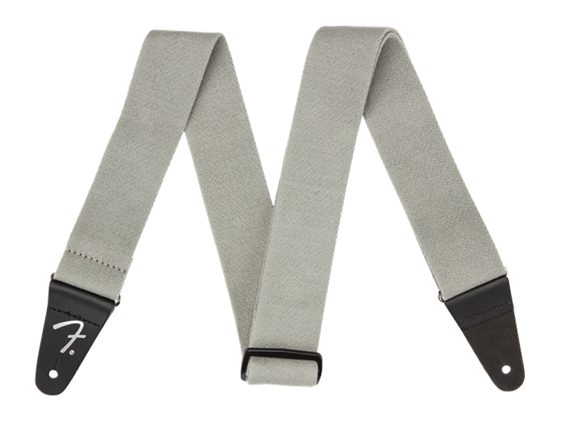 FENDER SUPERSOFT STRAP GREY | Remene, popruhy na gitaru - 1