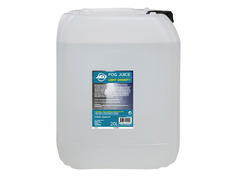 American DJ Fog juice 1 light - 20L | Náplne - 1