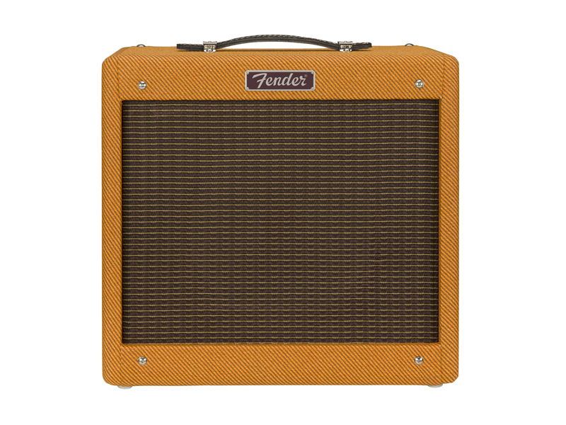 FENDER Pro Junior IV Lacquered Tweed | Celolampové kombá - 1