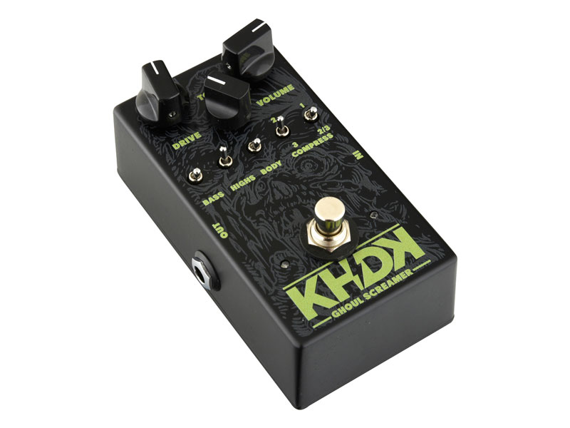 KHDK Ghoul Screamer Overdrive | Overdrive, Distortion, Fuzz, Boost - 1