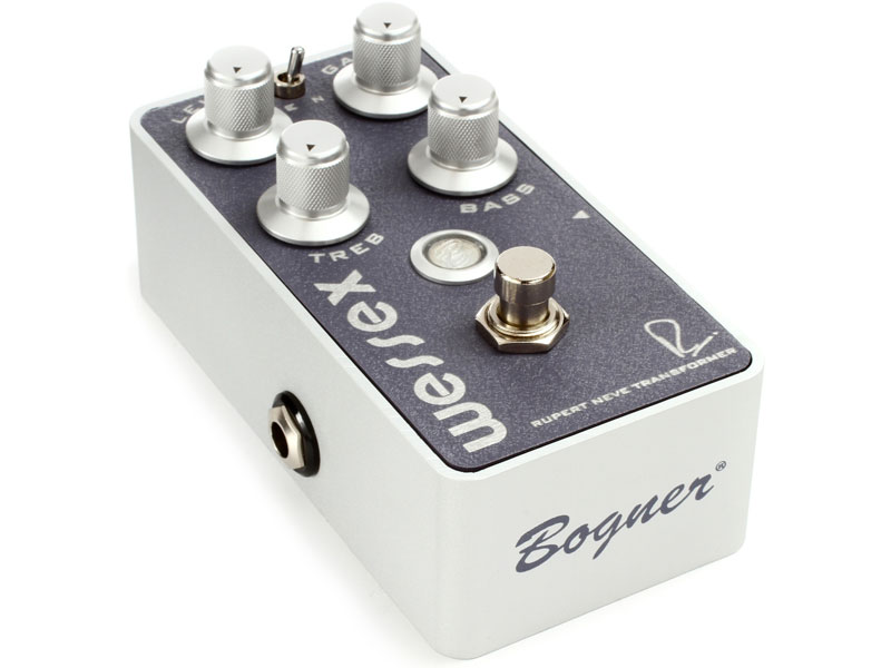 Bogner WESSEX | Overdrive, Distortion, Fuzz, Boost - 1