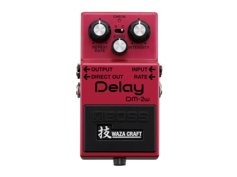 BOSS DM-2W | Delay, Echo - 1