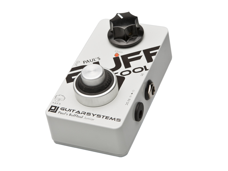 GuitarSystems Pauls' BuffTool junior | Overdrive, Distortion, Fuzz, Boost - 1