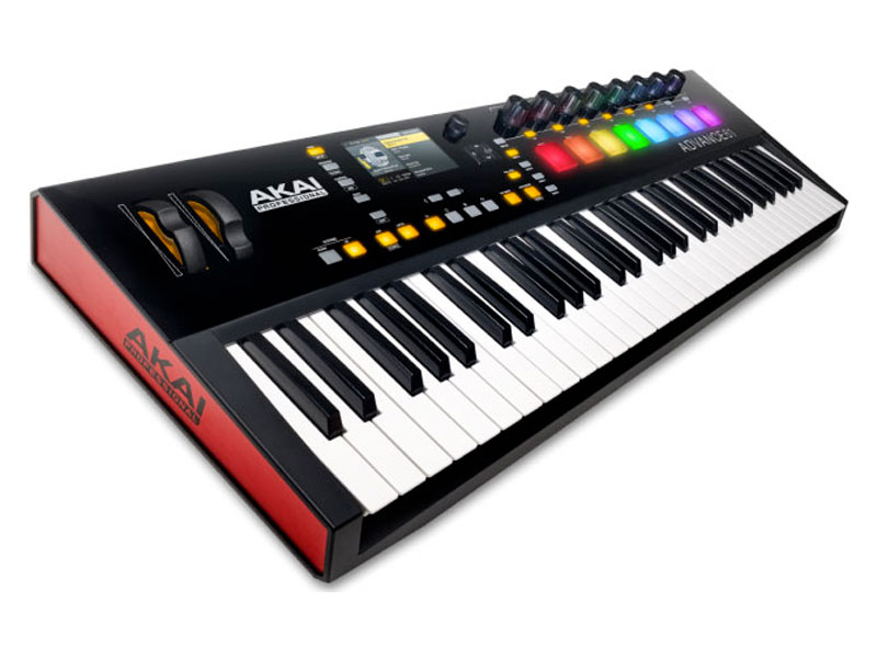 AKAI Advance 61 | MIDI Keyboardy, Master Keyboardy - 1