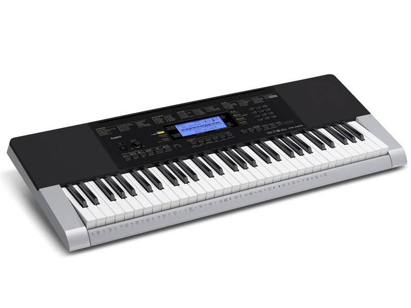 CASIO CTK 4400 | Keyboardy - 1