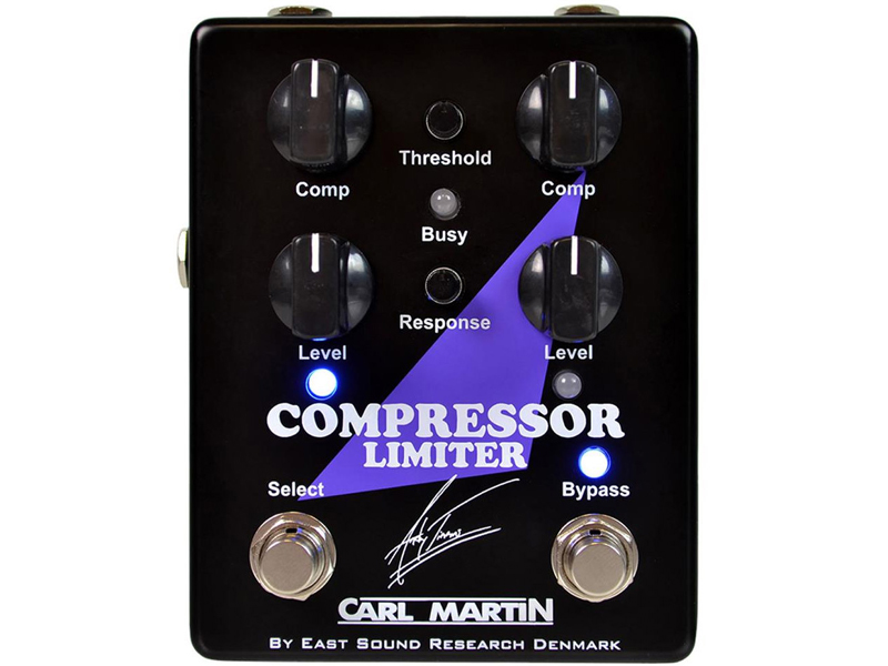 Carl Martin Andy Timmons Signature Compressor Limiter | Compressor, Sustainer - 1