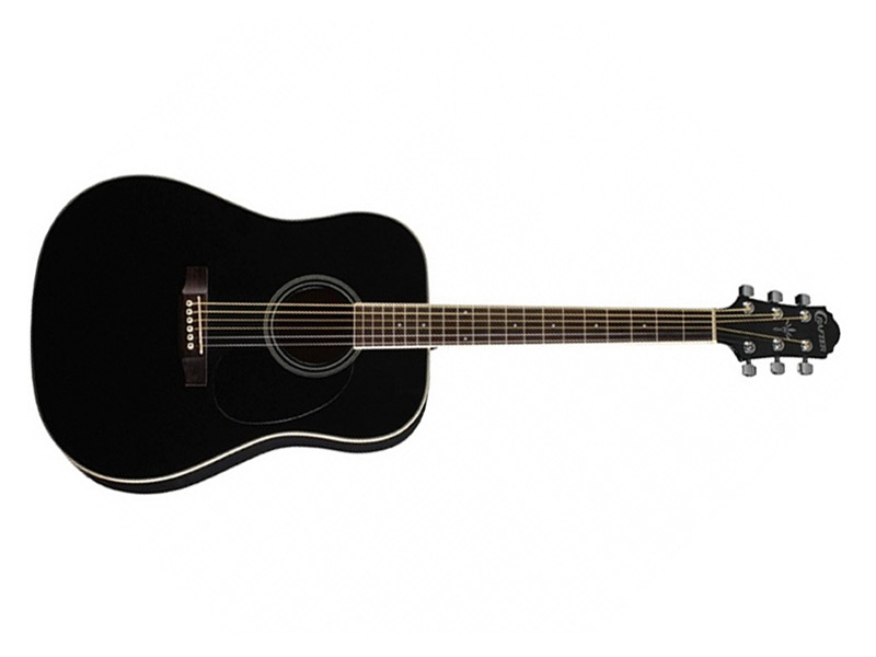 CRAFTER HD-24/BK westernová kytara | Dreadnought - 1