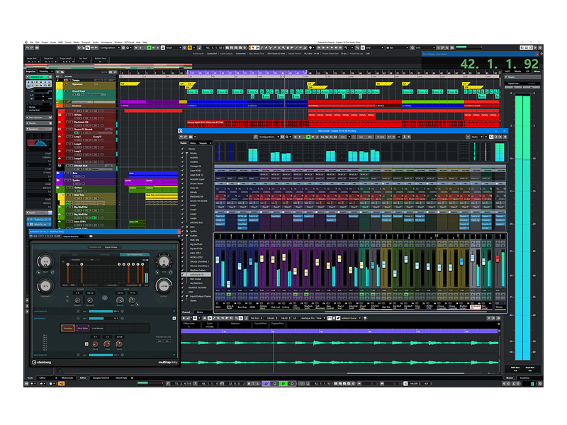 STEINBERG CUBASE ELEMENTS 10.5 | DAW, Multitrack Recording - 2
