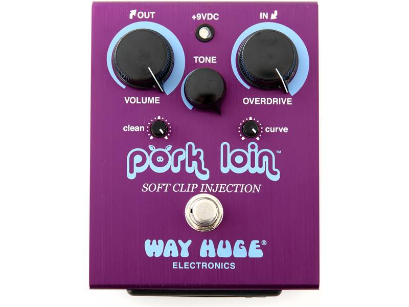 Way Huge Pork Loin Soft Clip | Overdrive, Distortion, Fuzz, Boost - 1