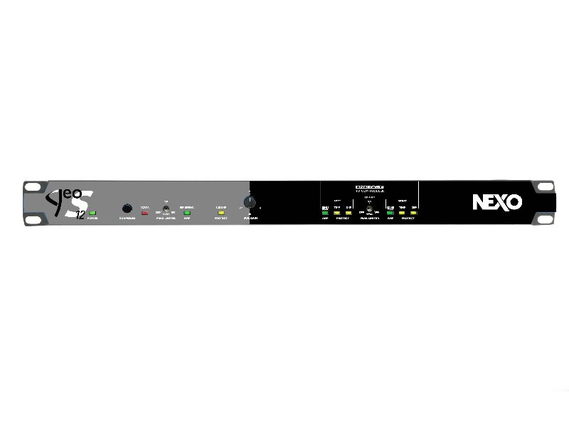 Nexo Stereo TD Controller for GEO S12 & Subs. | Výhybky - 1