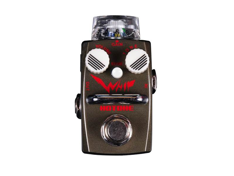 HoTone Whip heavey metal distortion pedál | Overdrive, Distortion, Fuzz, Boost - 1