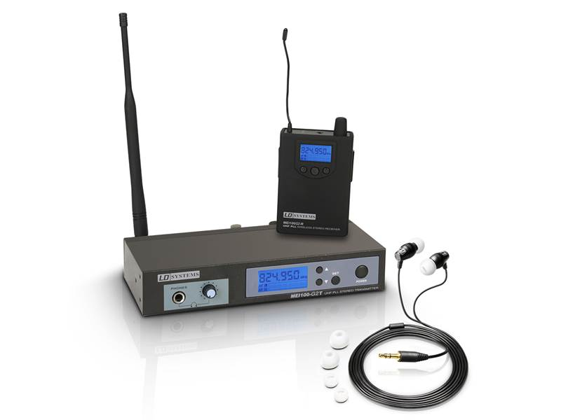 LD Systems MEI 1000 G2 - In-Ear Monitoring System | In-Ear monitoring kompletné sety - 1