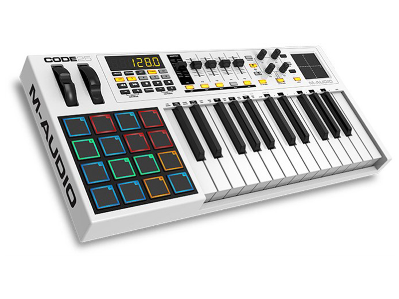 M-Audio CODE 25 | MIDI Keyboardy, Master Keyboardy - 1